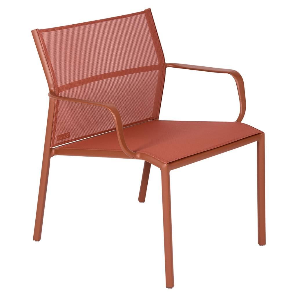 Fermob Cadiz tiefer Sessel STEREO ockerrot 8704XXST