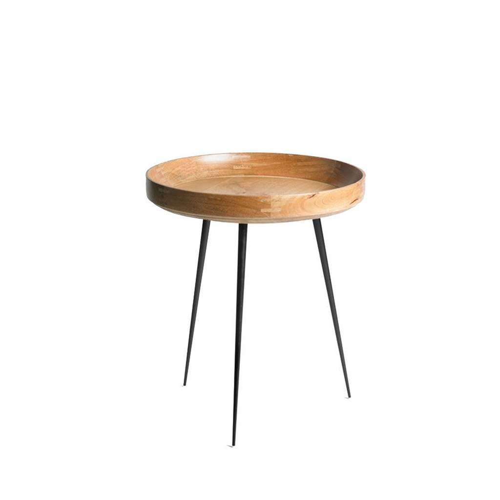 Mater Bowl Table Tisch natur klein 1604