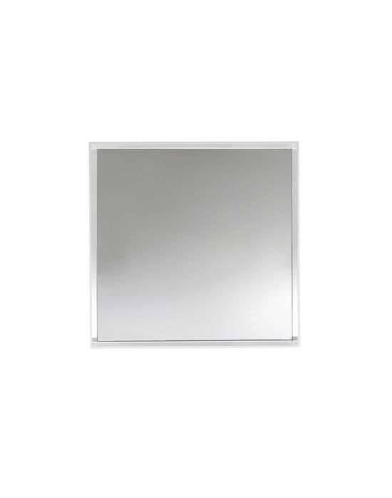 Kartell Only Me Spiegel 50 x 50cm weiß glänzend 8340/E5