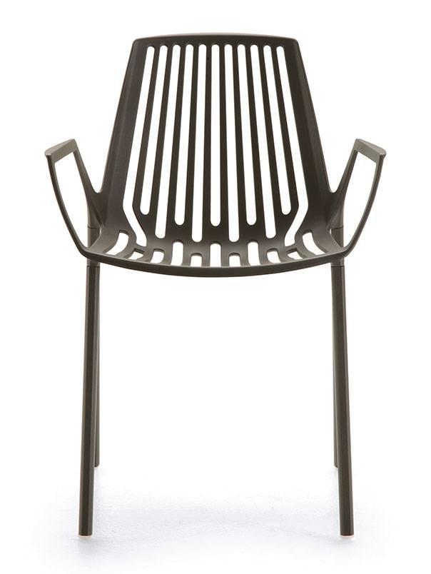 Fast Rion Sessel grau metallic 850-9