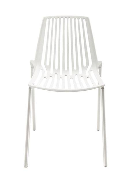 Fast Rion Stuhl weiß 851-1