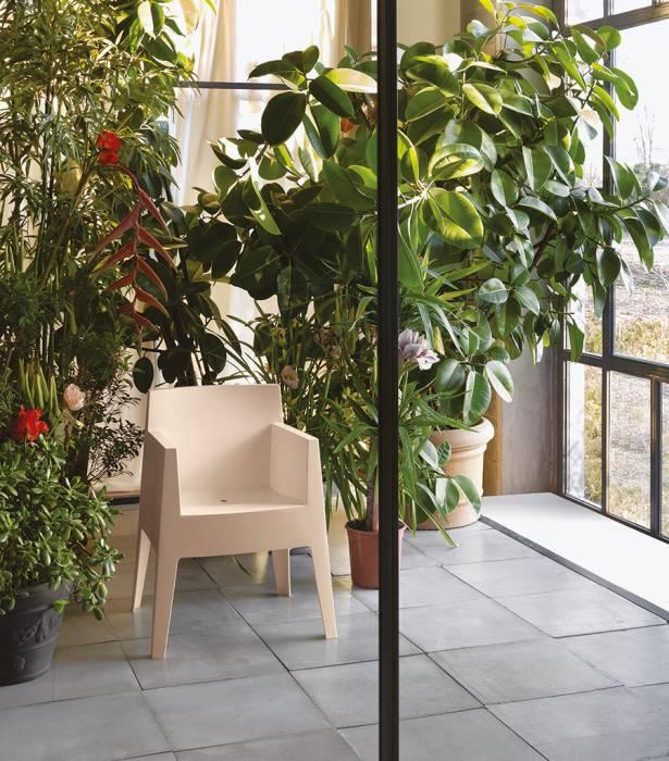 Stupendous Driade Toy Stuhl Mit Armlehne Cjindustries Chair Design For Home Cjindustriesco