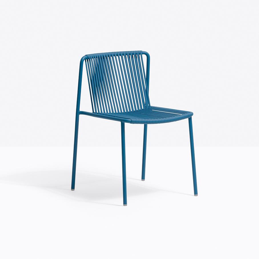 Pedrali Tribeca 3660 Stuhl blau Tribeca 3660/BL300