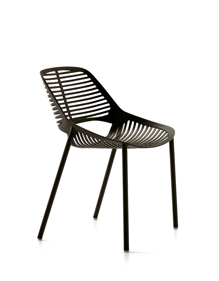 Fast Niwa Stuhl cremeweiß 881-17