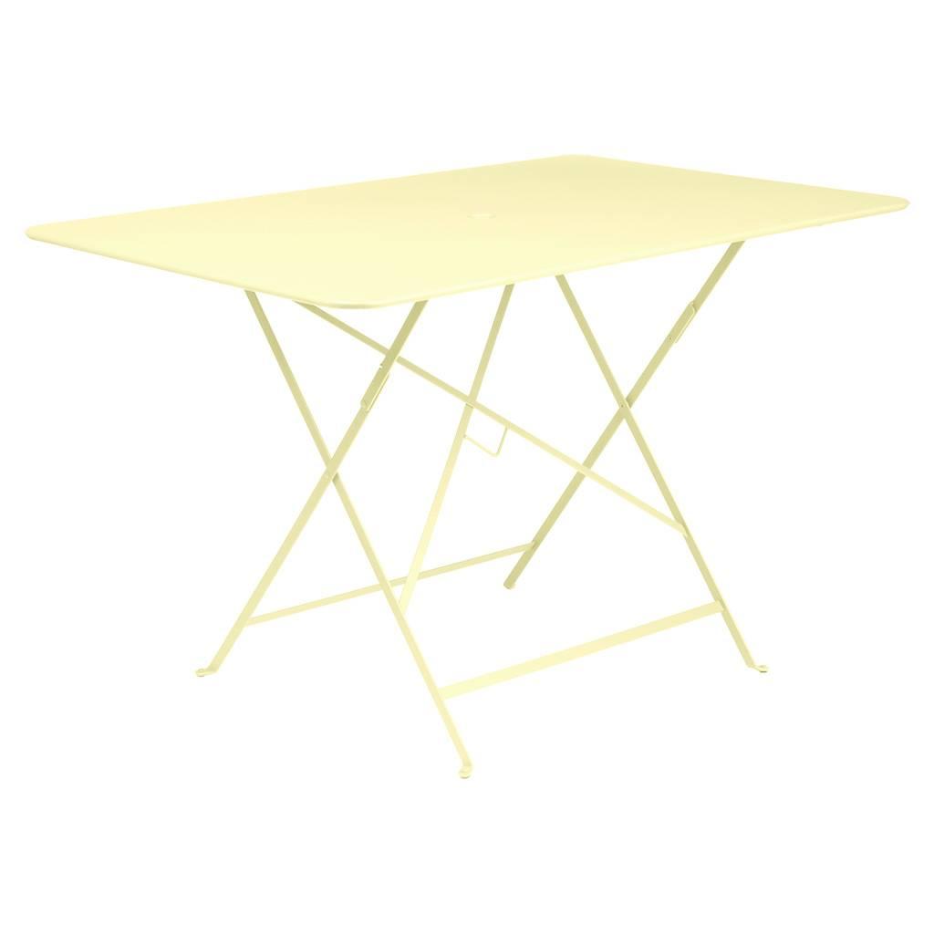 Fermob Bistro 117 x 77 Tisch zitronensorbet 0240