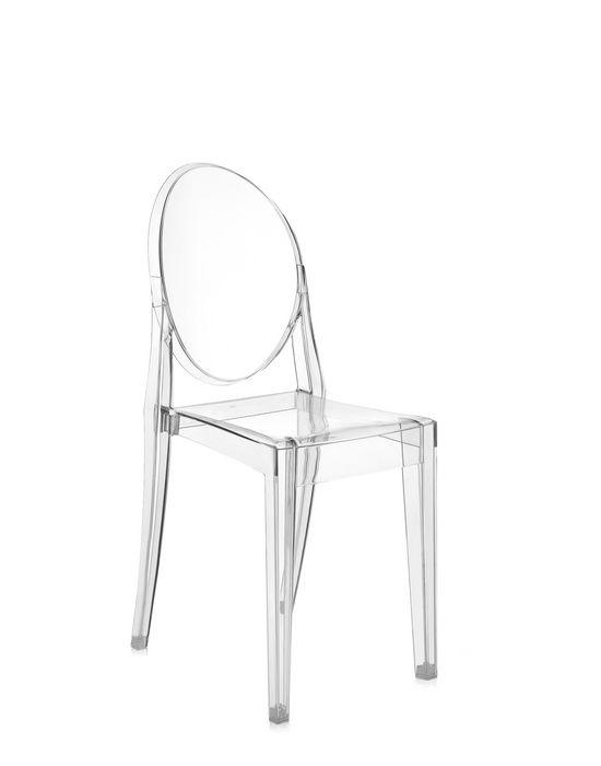 Kartell Victoria Ghost Stuhl | Jetzt günstig kaufen bei designtolike ...