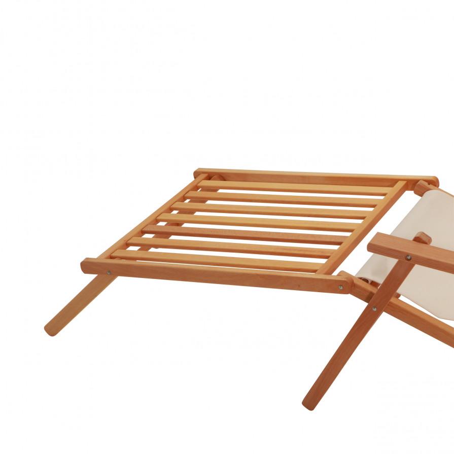 Jan Kurtz Maxx Deckchair Liegestuhl Fußteil