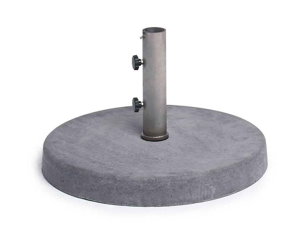 Weishäupl Schirmständer für Pagodenschirm Beton für Ø 240cm BP140030