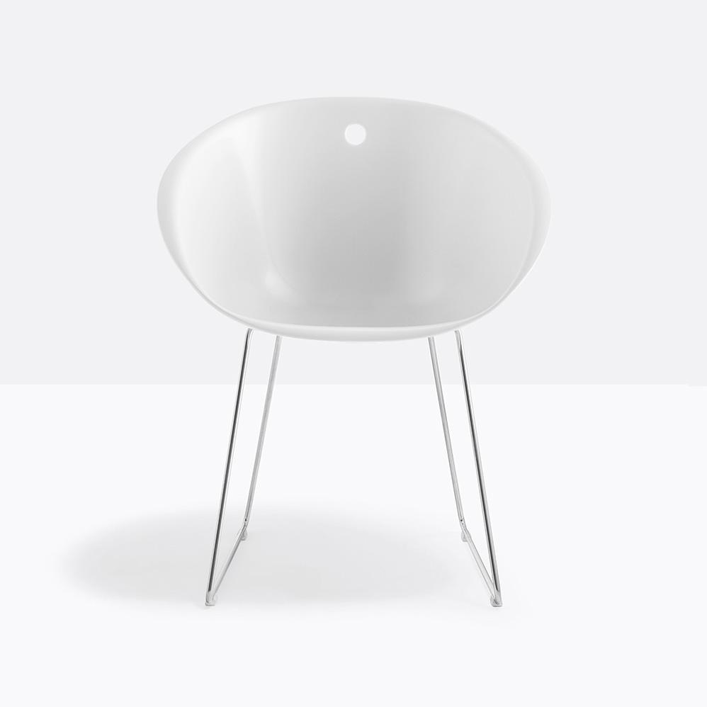 Pedrali Gliss 920 Stuhl weiß Gliss 920/BI