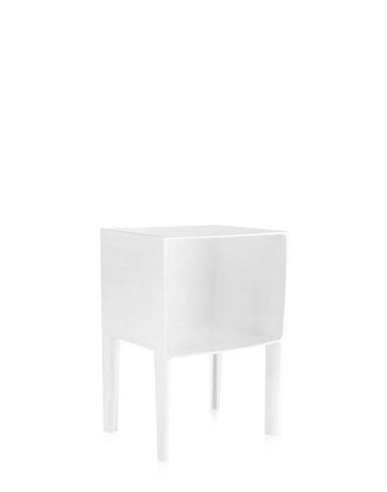 Kartell Small Ghost Buster Nachttisch weiß 3220/E5