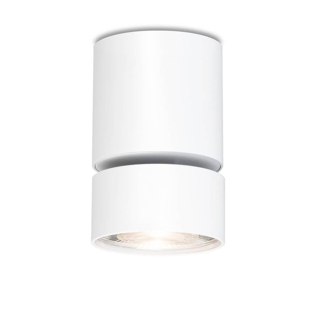 Mawa Design Wittenberg 4.0 wi4-ab-1r Fernrohr Strahler weiß matt (RAL 9016) 12° (spot) warmweiß (3000° K) wi4-ab-1r-7-9016+wi4-li-12°+wi4-lf-3000
