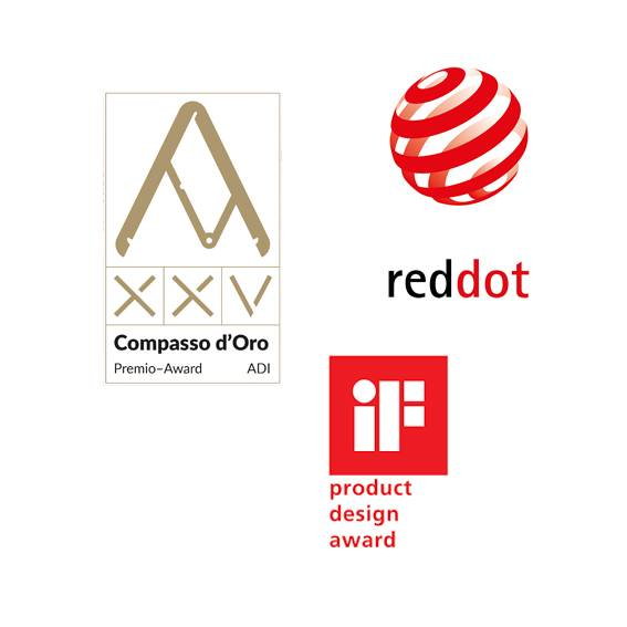 Compasso-d-Oro-Red-Dot-IF-Design-Award
