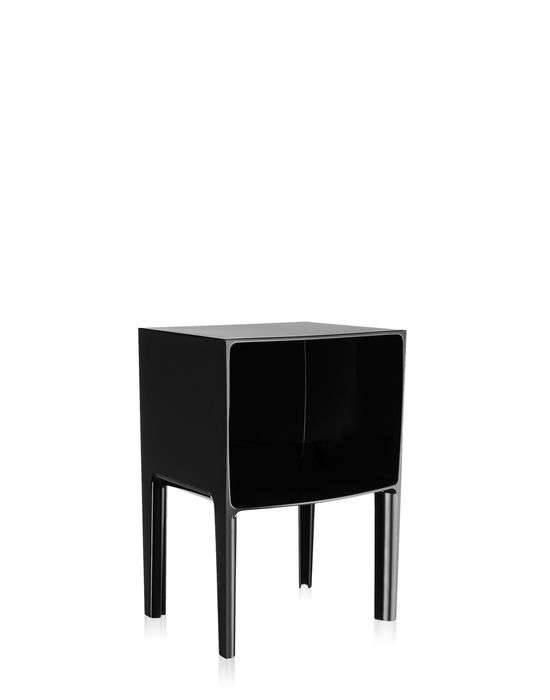 Kartell Small Ghost Buster Nachttisch schwarz 3220/E6