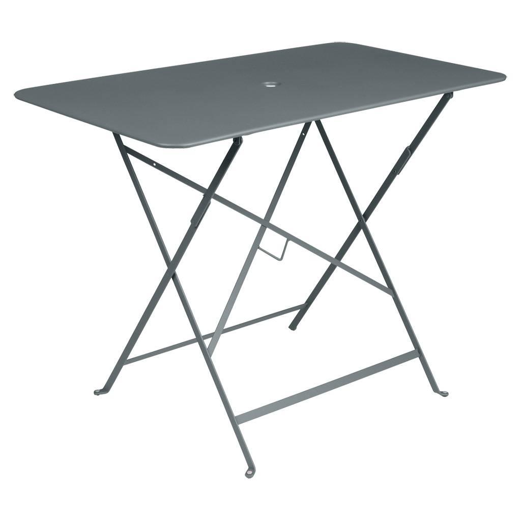 Fermob Bistro 97 x 57 Tisch gewittergrau 0239