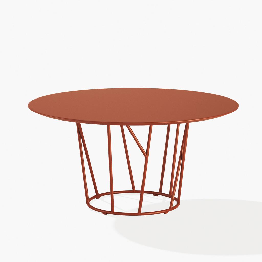 Fast Wild Tisch Ø 138cm grüner Tee 69T6-19