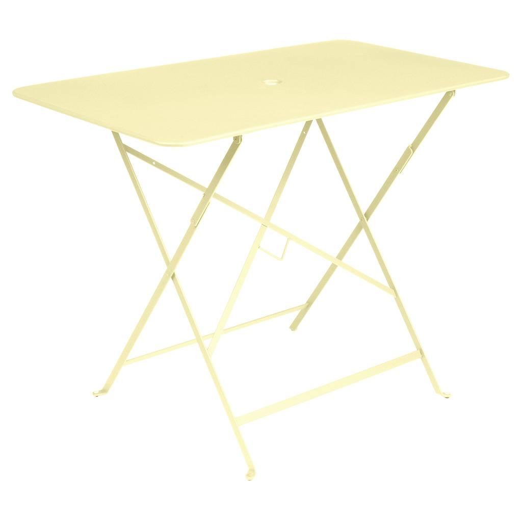 Fermob Bistro 97 x 57 Tisch zitronensorbet 0239