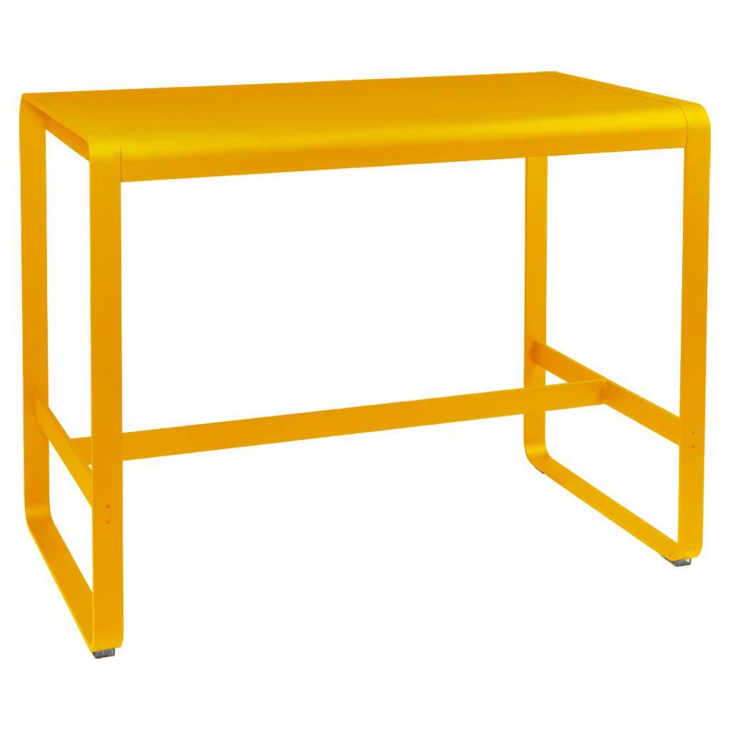 Fermob Bellevie 140 x 80 hoher Tisch / Bistrotisch honig 8464