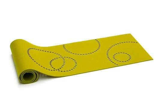 Hey-Sign Stamp Tischläufer (180x40cm) 20 mango 303214020+St