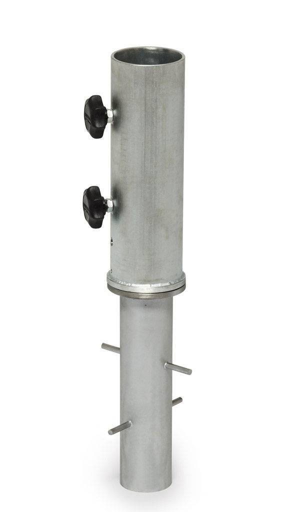 Weishäupl Schirmständer für Pagodenschirm Bodenhülse DH380000