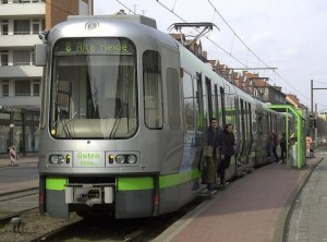 Jasper Morrison Tram