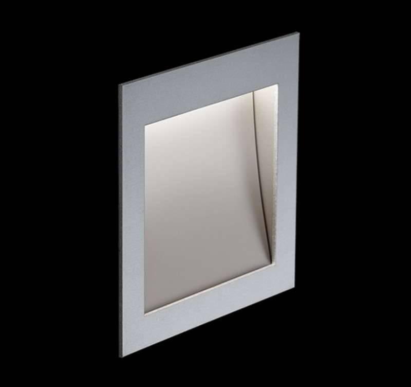 Nimbus Zen In M Wandeinbauleuchte Hohlraumeinbau ohne Einbauset warmweiß (3000° K) 004-018