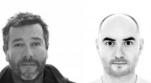 Eugen Quitllet und Philippe Starck