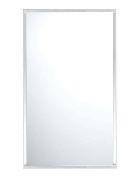 Kartell Only Me Spiegel 80 x 180cm weiß glänzend 8330/E5