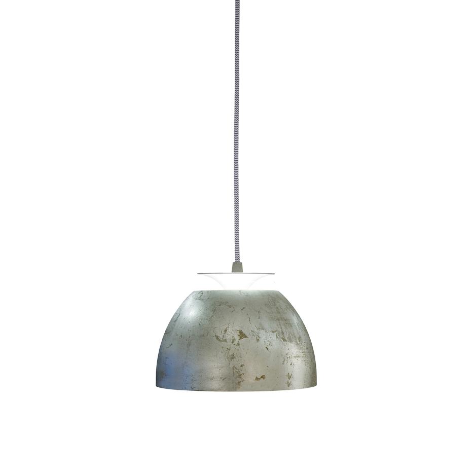 Lumini Mini Bossa Pendelleuchte-silber - Lagerabverkauf lagerverkauf