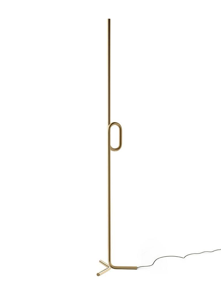 Foscarini Tobia Stehleuchte gold