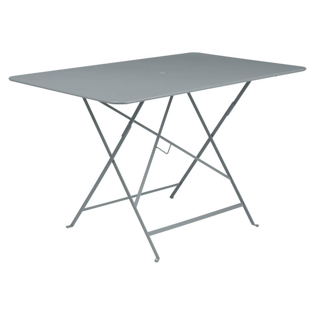 Fermob Bistro 117 x 77 Tisch gewittergrau 0240