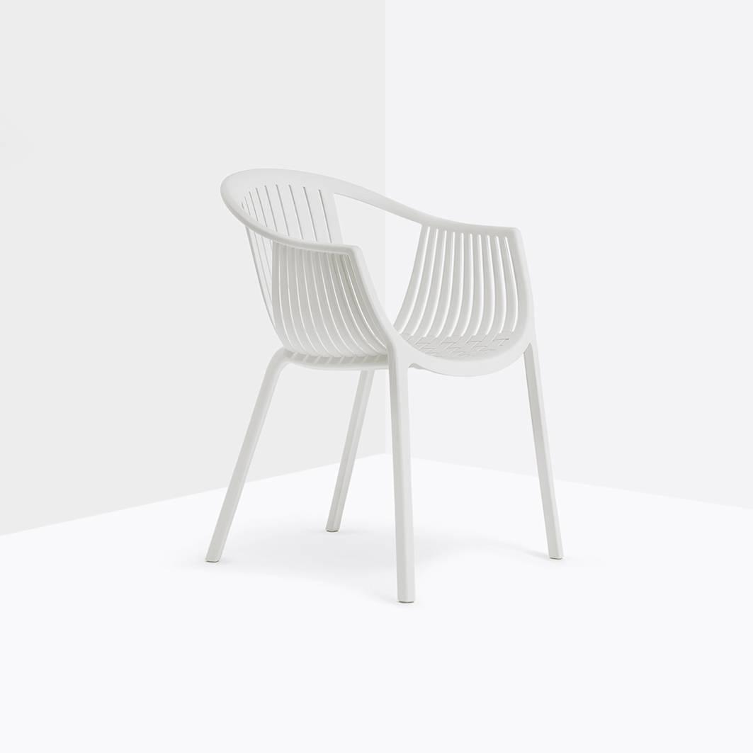 Pedrali Tatami 306 Stuhl weiß Tatami306/BI