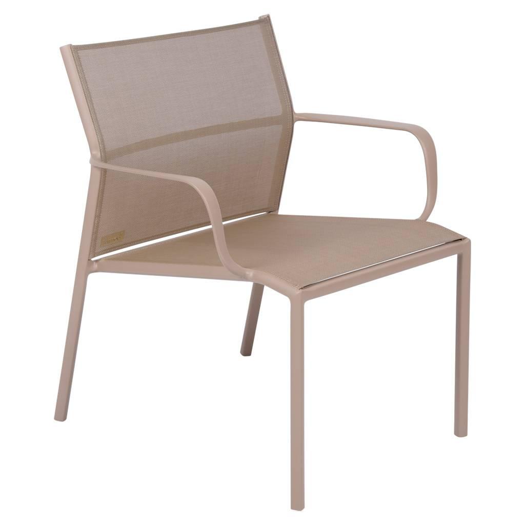 Fermob Cadiz tiefer Sessel muskat 8704XX