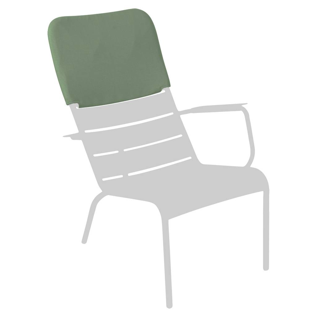 Fermob Kopfstütze für Luxembourg tiefer Sessel kaktus 4165XX