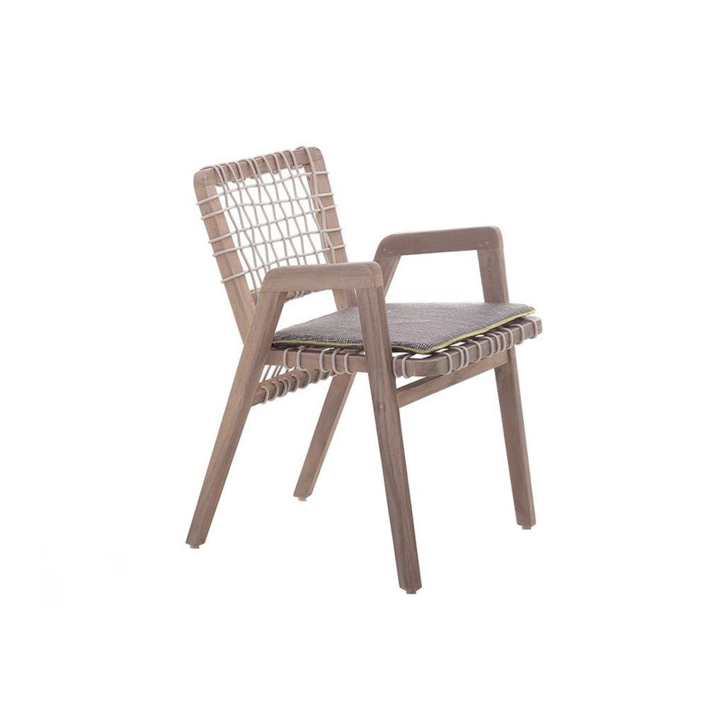 Gervasoni InOut 866 Armlehnstuhl - Lagerabverkauf auslaufmodell